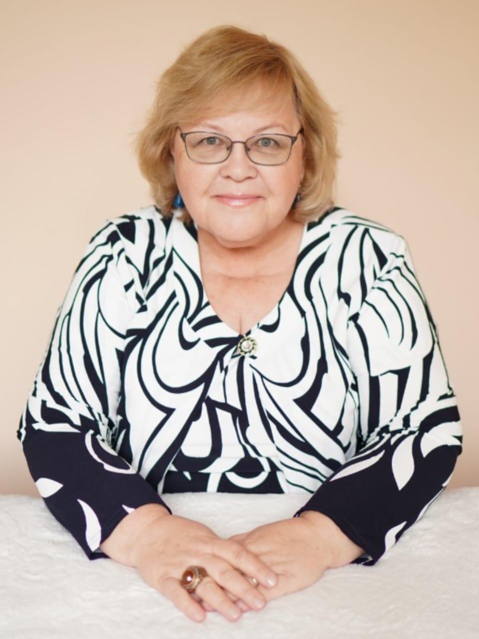 Липинская Анна Михайловна