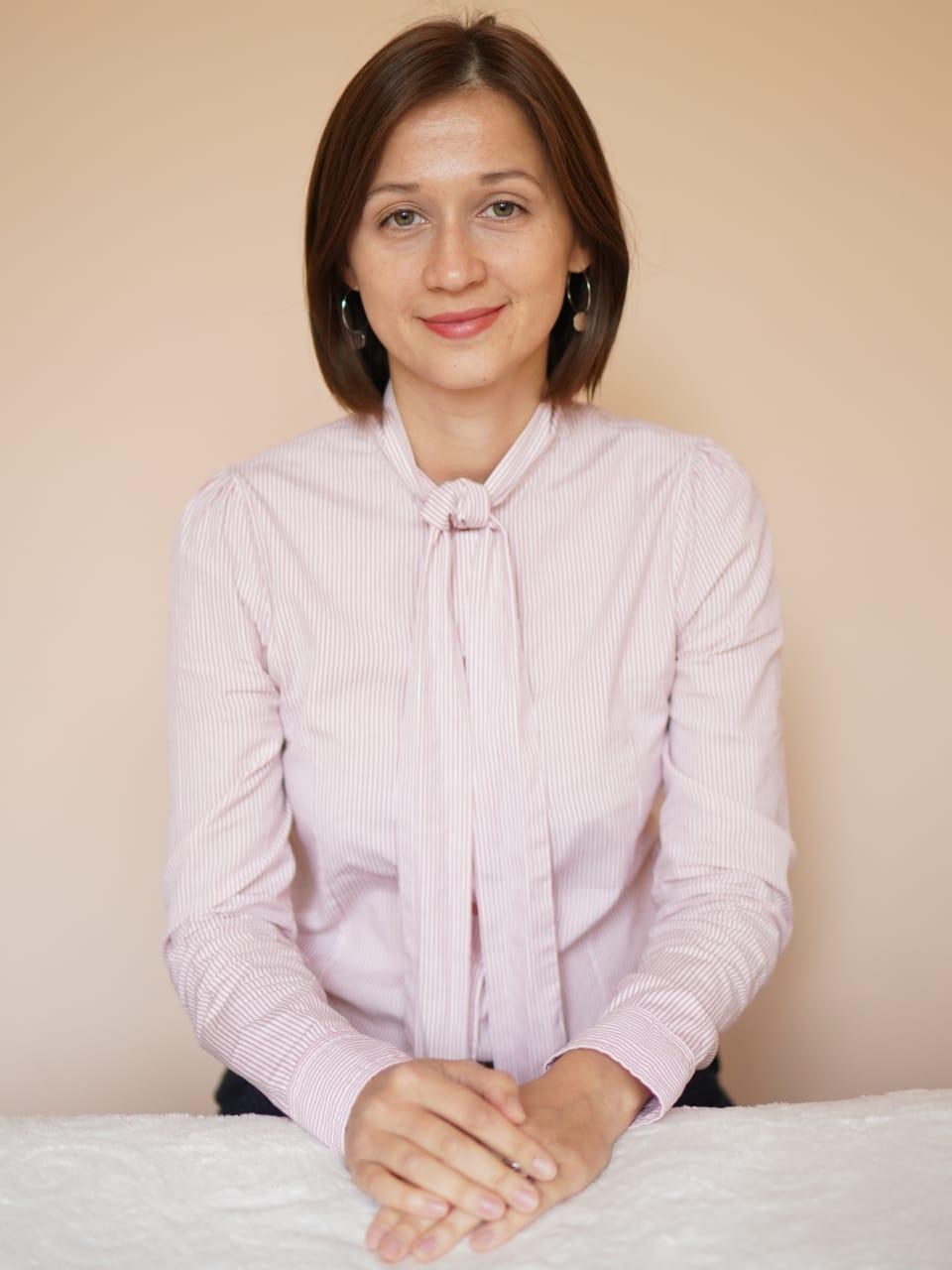 Бубнова Олеся Владимировна