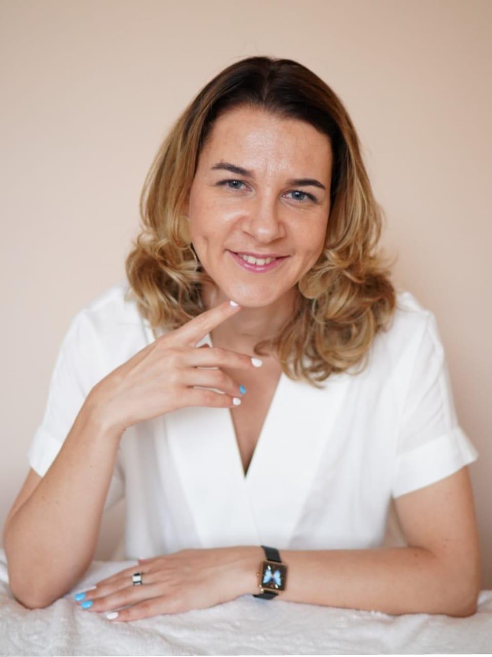 Кроткова Оксана Георгиевна