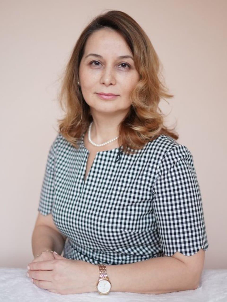 Надия Полушкина