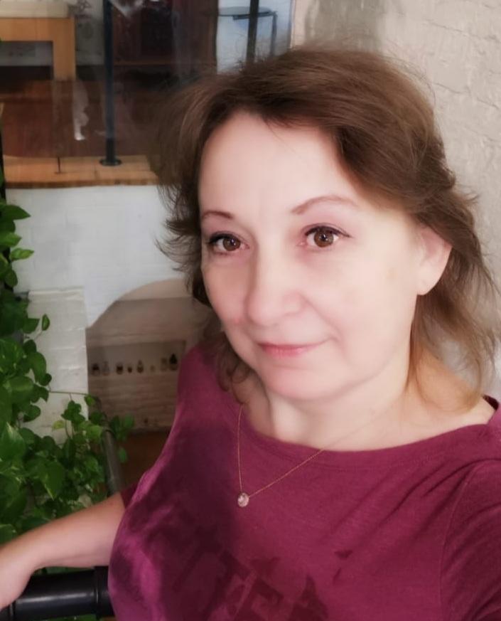 Пахомова Инна